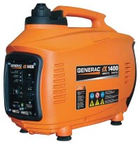 GENERAC 1400 Watt iX Inverter CARB