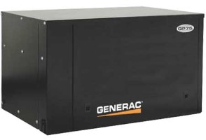 GENERAC RV Generator 6500 Rated Watts..