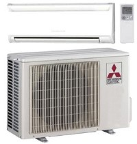 12000/13600BTU MSZA12NA Mini Split AC
