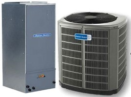 American Standard 4A6H5036G1000A 4FWHF036A1000B 3.0 ton Gold Series Heat and Cool Air Conditioner