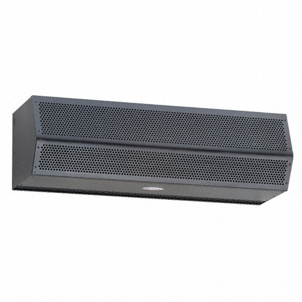 MARS AIR DOORS Air Curtain, 3 ft. Max. Door Width, 7 ft. Max. Mount Ht., 66 dBA @ 10 Feet, 3400 fpm