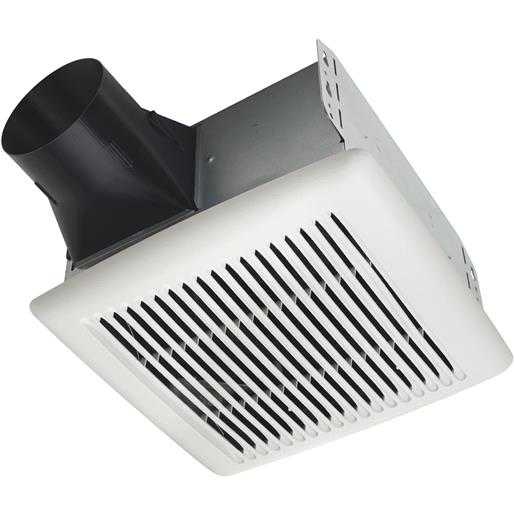 Broan-Nutone Bath Exhaust Fan A80 Unit: EACH