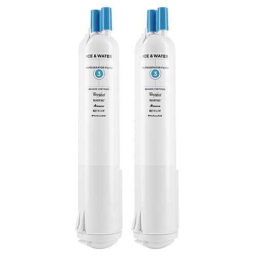 Kenmore EDR3RXD1 Original Refrigerator Water Filter Cartridge - 2 Pack