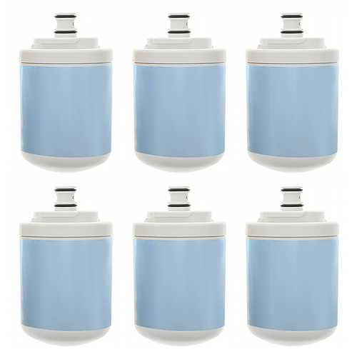 Aqua Fresh Replacement Water Filter for Maytag UKF7003 / WF288 AquaFresh (6 Pk)
