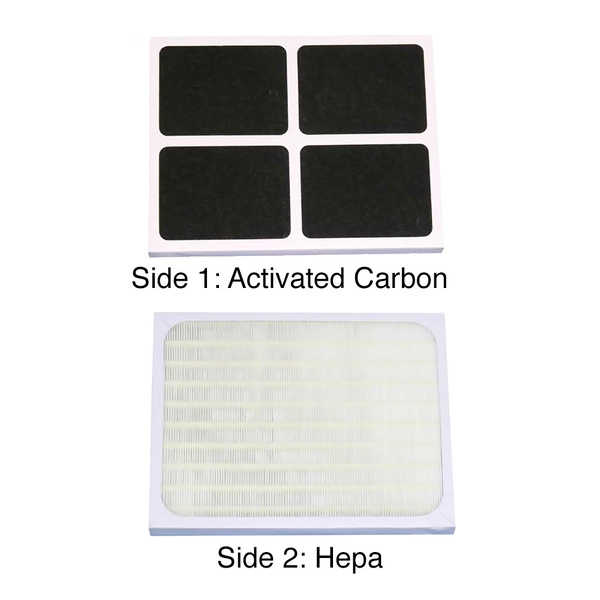 Sunpentown Living Room Appliance Replacement HEPA/ Carbon Filter for AC-3000(I) - Replacement HEPA/Carbon filter for AC-3000(I)