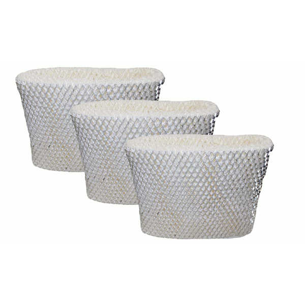 3 Holmes HWF65 and H65-C Humidifier Wick Filters, Part # HWF-65 - air filter
