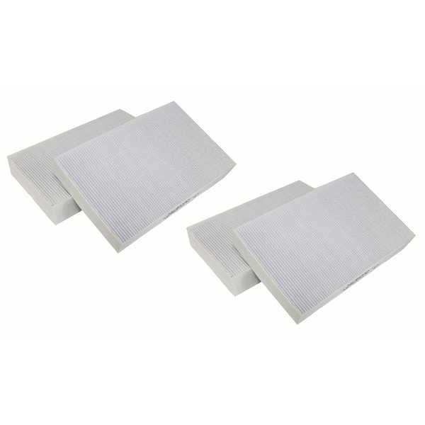 4PK Honeywell HRF-R2 Air Purifier Filters Fit HPA-090, HPA-100, HPA200 and HPA300 Series - air filter