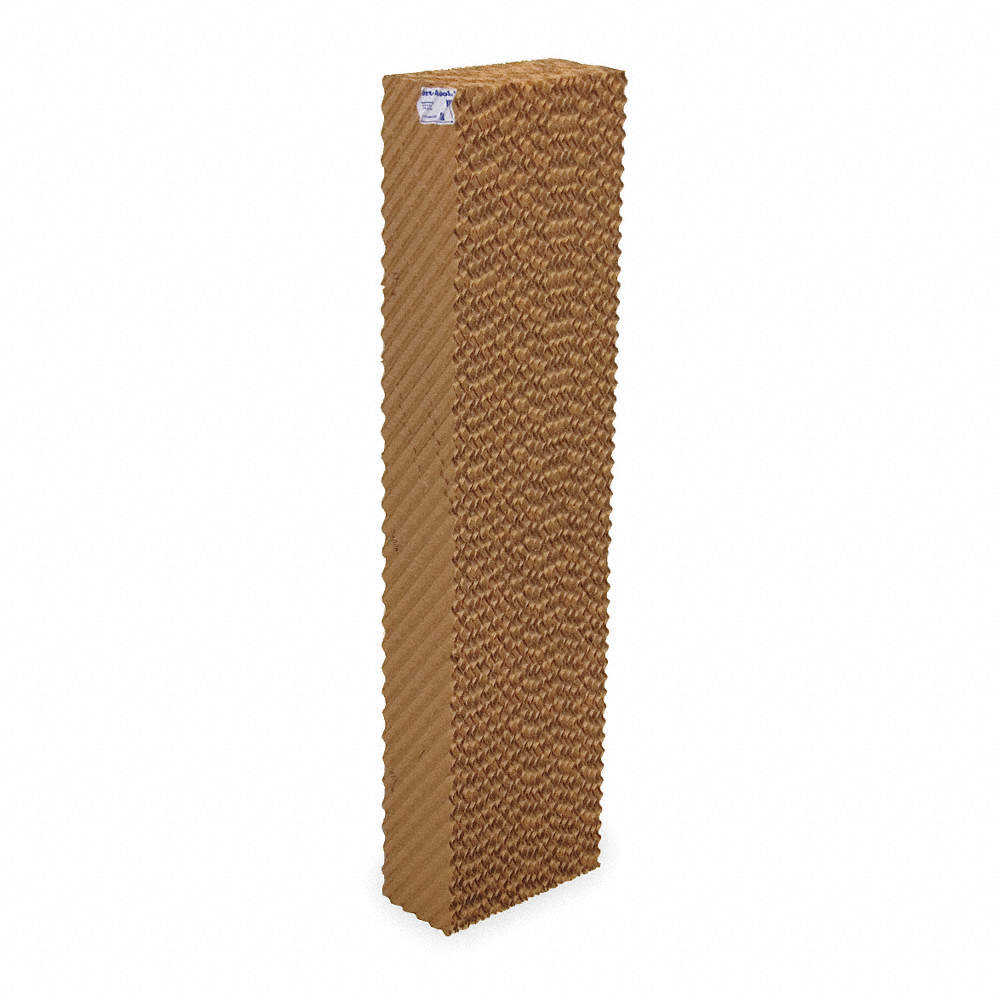 "Portacool PAD6024/G Evaporative Cooler Pad, 24""H x 12""W x 6""D, Residential/Commercial/Industrial PAD6024/G"
