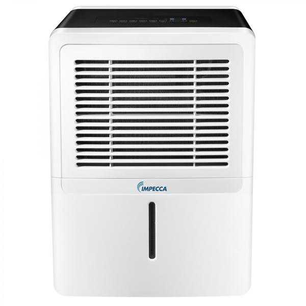 Impecca IDM30SE 30-Pint Portable Dehumidifier