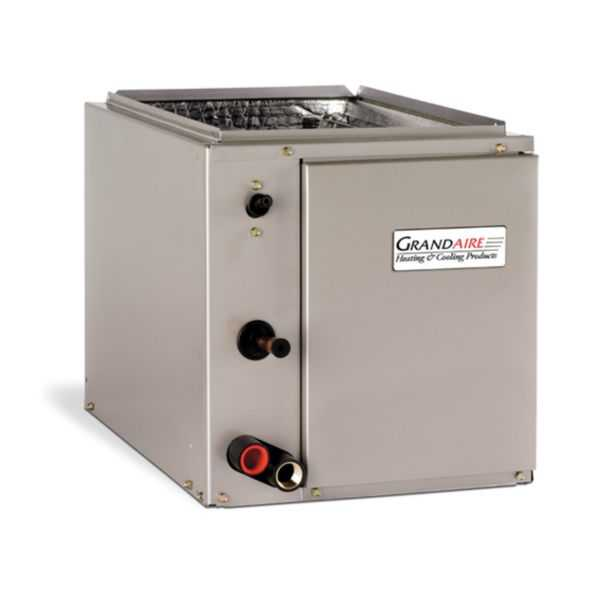 GrandAire - WENC482DA - 4 Ton Evaporator Coil Cased Upflow or Downflow R-22 or R410A