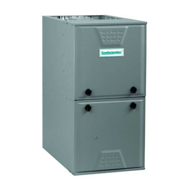 Comfortmaker - G9MXT0802120A - Up To 96% AFUE, Two Stage ECM Gas Furnace