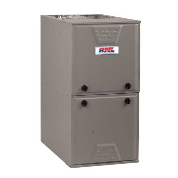Heil - G9MXT0802120A - Up To 96% AFUE, Two Stage ECM Gas Furnace