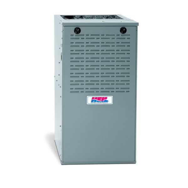 Heil - G8MVL0451412B - 80% Variable Speed, Two-Stage Heating Gas Furnace Low NOX