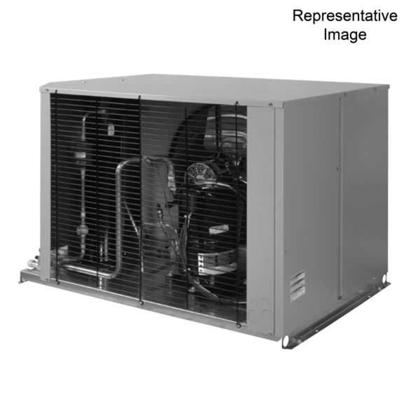 Heatcraft - Bohn - BHT040X6C - 4 HP Outdoor Condensing Unit: Extended Temperature Hermetic R-404A (208-230/3/60)