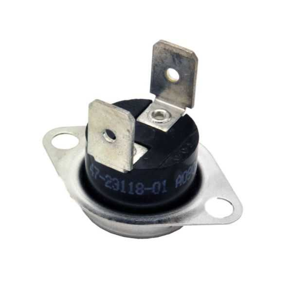 THERMODISC 47-23118-01 - Limit Switch - Auto Reset (Flanged Airstream)