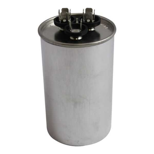 PROTECH 43-25133-09 - Capacitor - 60/3/370 Dual Round
