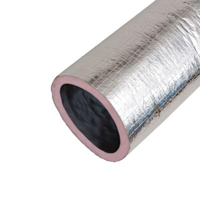 KM 8 in. x 25 ft. HVAC Ducting- R6.0