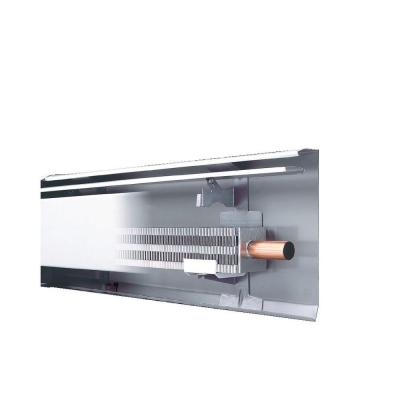 Fine/Line 30 6 ft. Fully Assembled Enclosure and Element Hydronic Baseboard