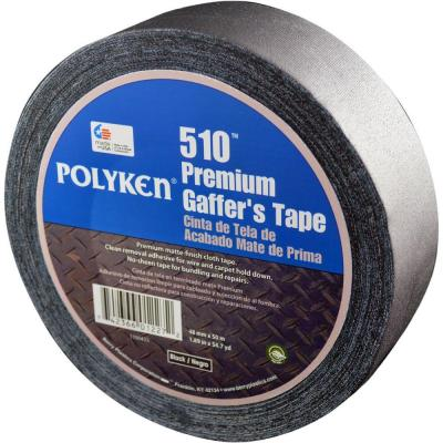1.89 in. x 54.7 yds. 510 Professional-Grade Gaffer Tape