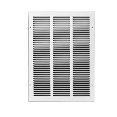 16 in. x 24 in. Steel Return Air Grille