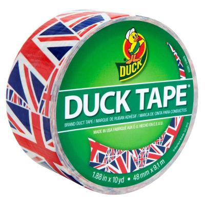 1.88 in. x 10 yds. Union Jack Duct Tape