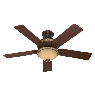 Aventine 52 in. Cocoa Indoor Ceiling Fan