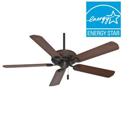 Ainsworth 60 in. Brushed Cocoa Ceiling Fan