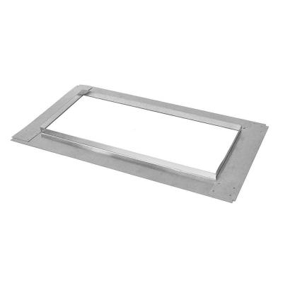 14 in. x 6 in. Cold Air Frame
