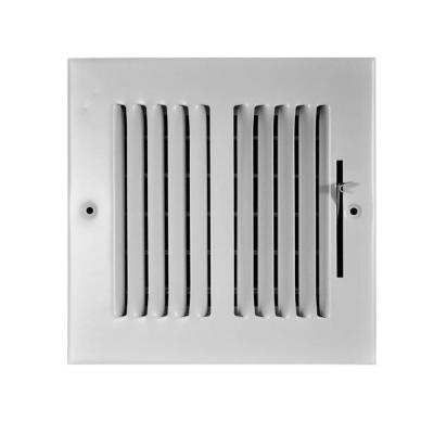 12 in. x 12 in. 2-Way Wall/Ceiling Register