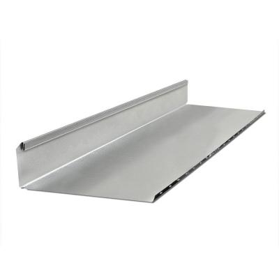 3.25 in. x 14 in. x 5 ft. Half Section Rectangular Stack Duct