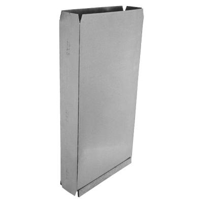 14 in. x 3.25 in. x 36 in. Wall Stack Duct