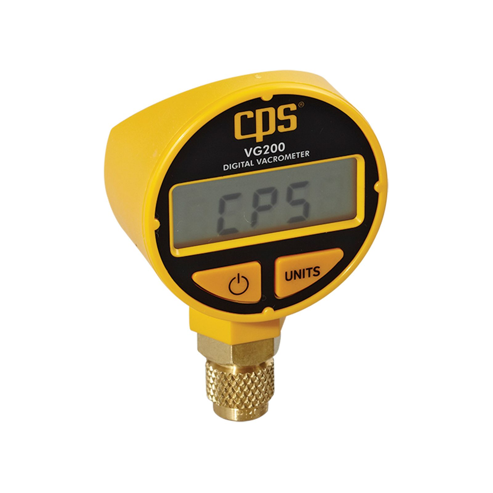 CPS VG-200 - Vacuum Gauge With Digital LCD Display